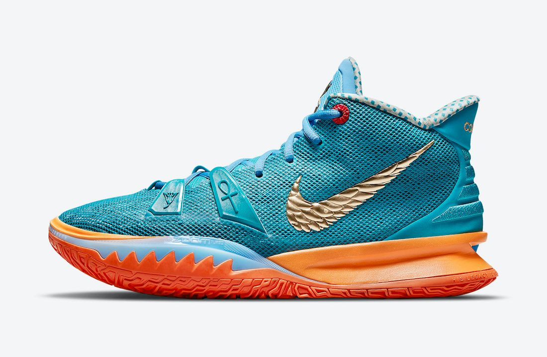 Concepts x Nike Kyrie 7 Horus