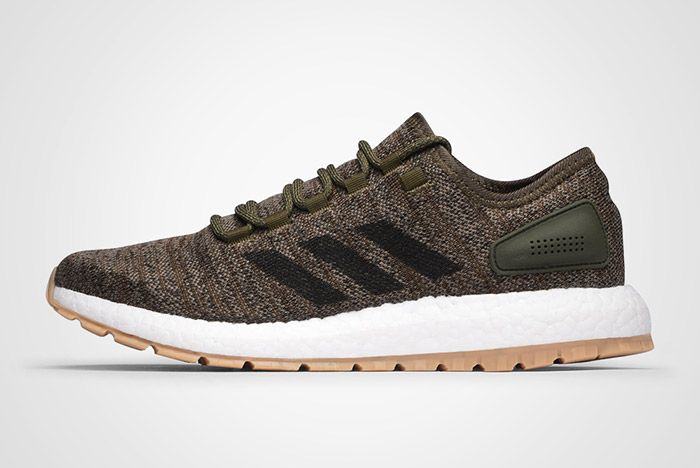Adidas Pure Boost Atr Trace Cargo Thumb