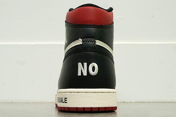 Air Jordan 1 Not For Resale Pack 1