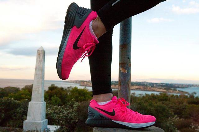 Nike Lunarglide 6 Test Run Sydney 8