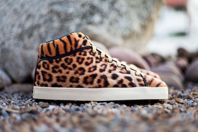 Tyga Reebok T Raww Leopard Tiger Profile 2