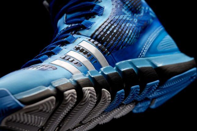 Adidas Crazyquick Triple Blue Midfoot Detail 1