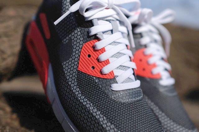 Nike Am90 Jacquard Infrared Bump 3