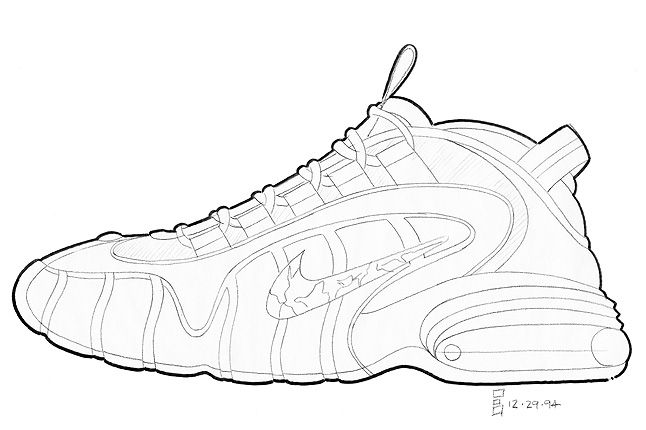 The Making Of The Nike Air Penny 10 1