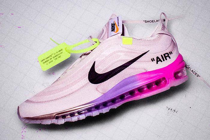 Off White Nike Air Max 97 Serena Queen 1