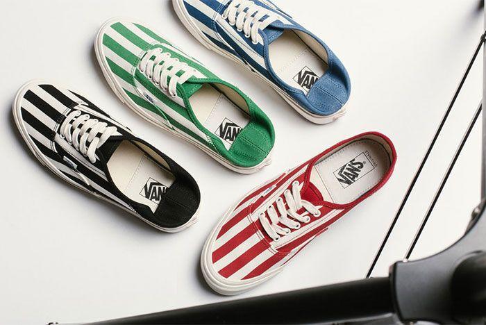 Vans Vault Og Style 43 Lx Pinstripe Pack Top Shot 1