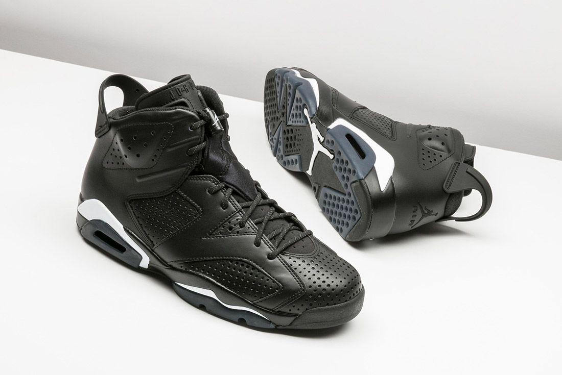 Air Jordan 6 Black Cat 2