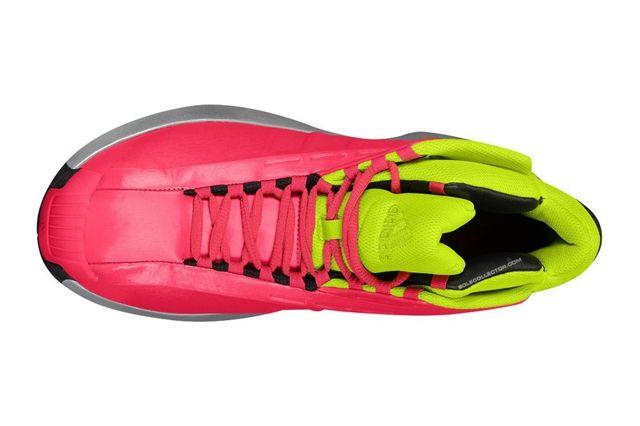 Adidas Crazy 1 Vivid Cherry