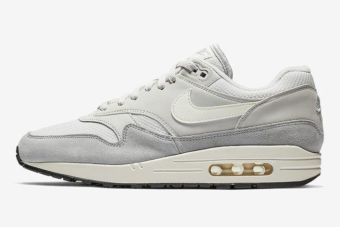 Nike Air Max 1 Grey White 2