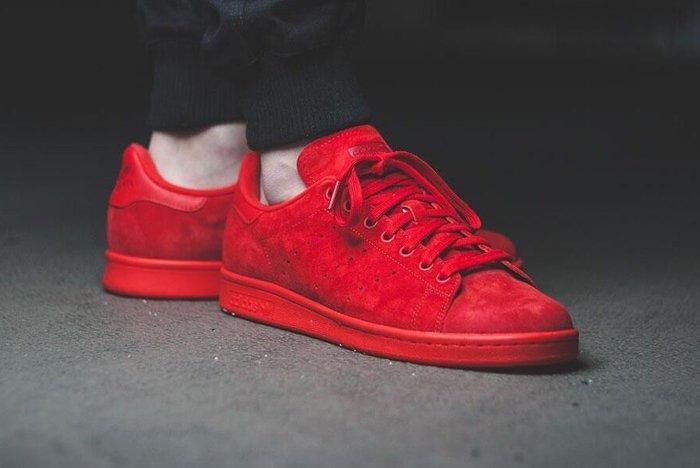 Adidas Stan Smith Power Red 3