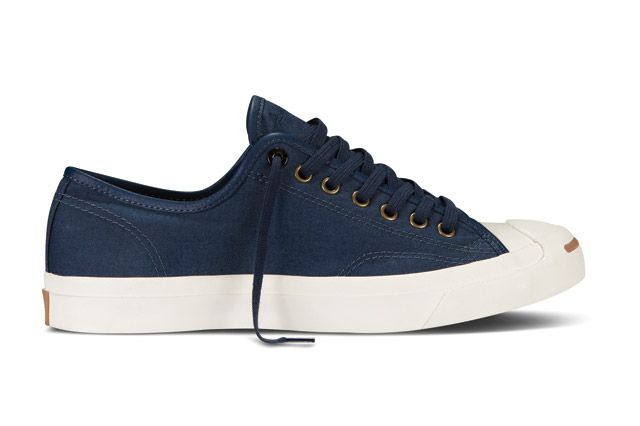Converse Jack Purcell Washed Suede Sideview4