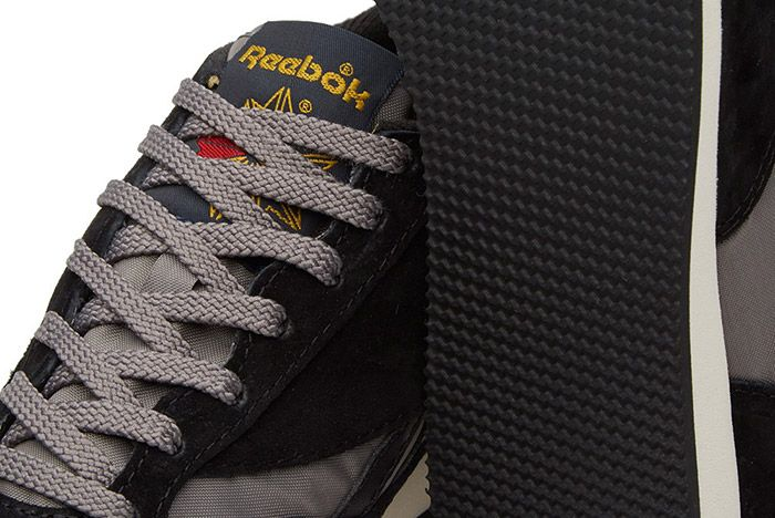 Reebok London Tc Vintage Black Grey 1