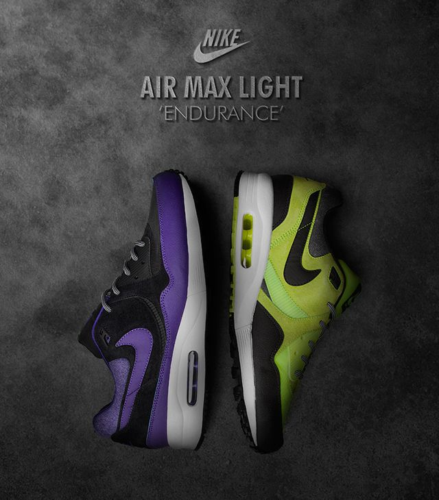 Size Exclusive Nike Air Max Light Endurance