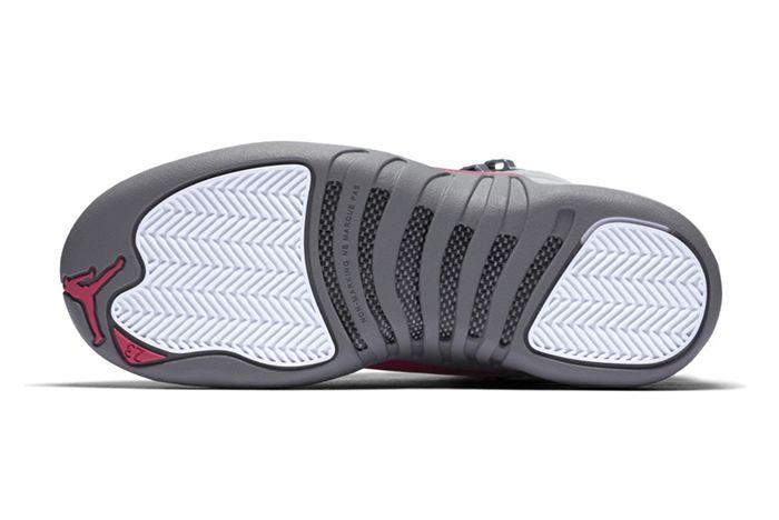 Air Jordan 12 Vivid Pink 5