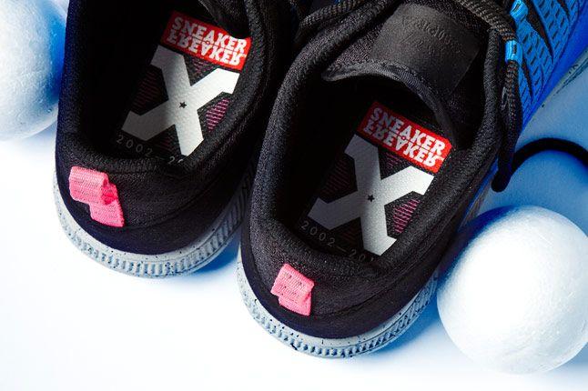 Supra Sneaker Freaker Blue Balls Web Release Insole 1