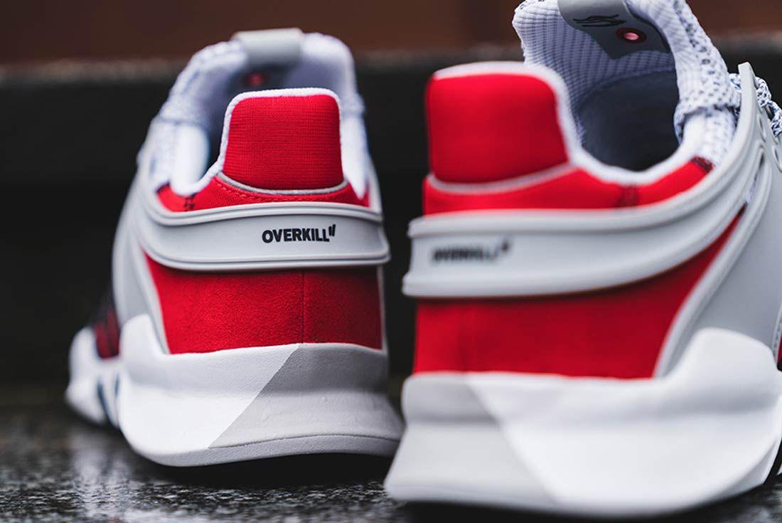 Overkill X Adidas Consortium Eqt Support Adv 4