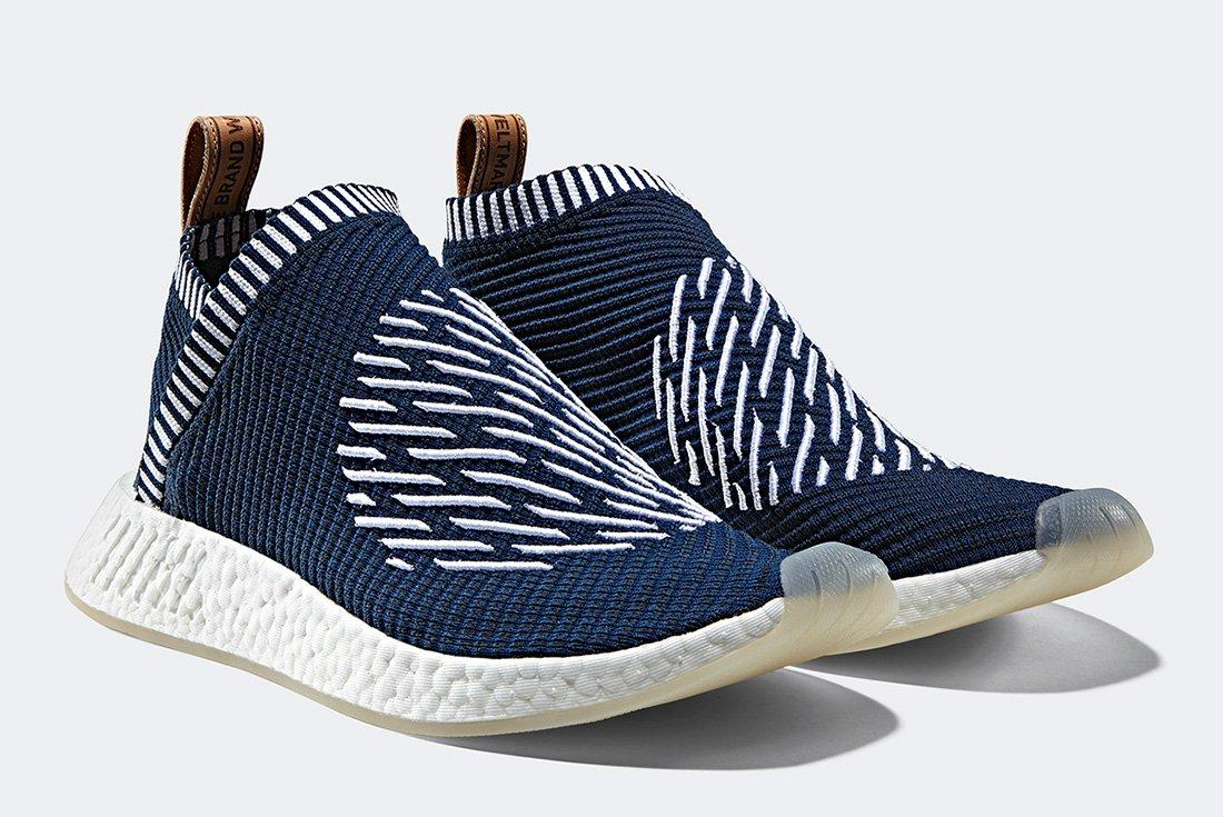 Adidas Nmd City Sock 2 Ronin Pack 4