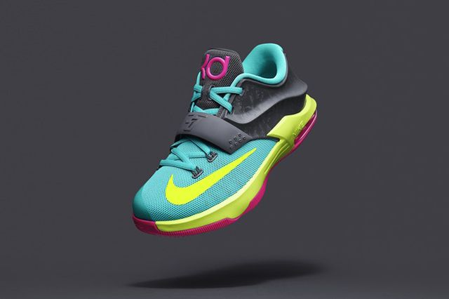 Nike Unveil Kd7 Kids Carnival Collection 7
