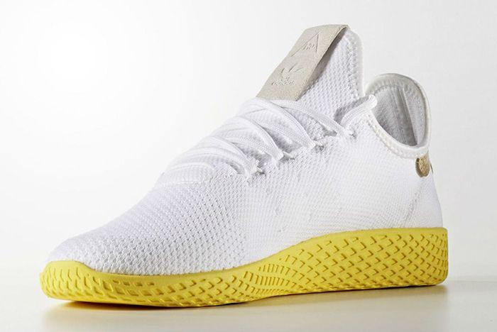 Pharrell Williams X Adidas Tennis Hu Gold6