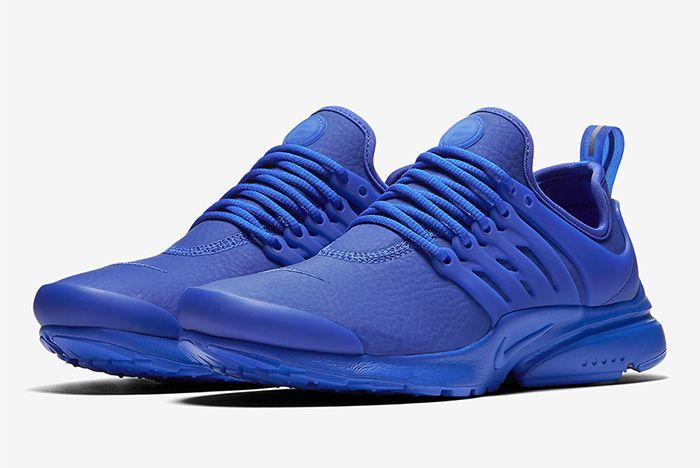 Nike Air Presto Leather Paramount Blue 1