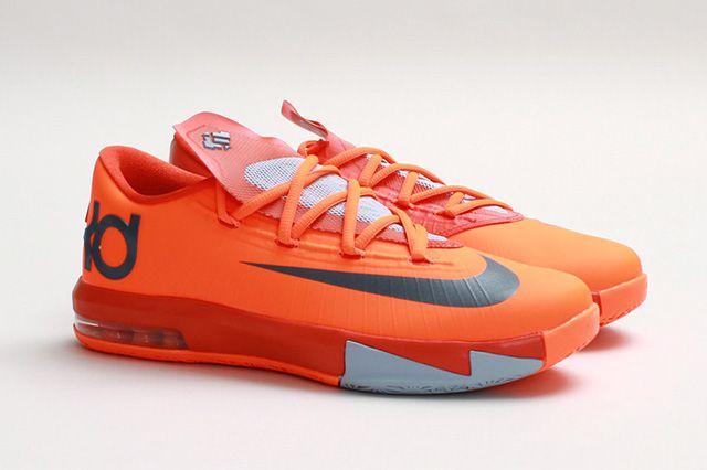 Nike Kd Vi Total Orange
