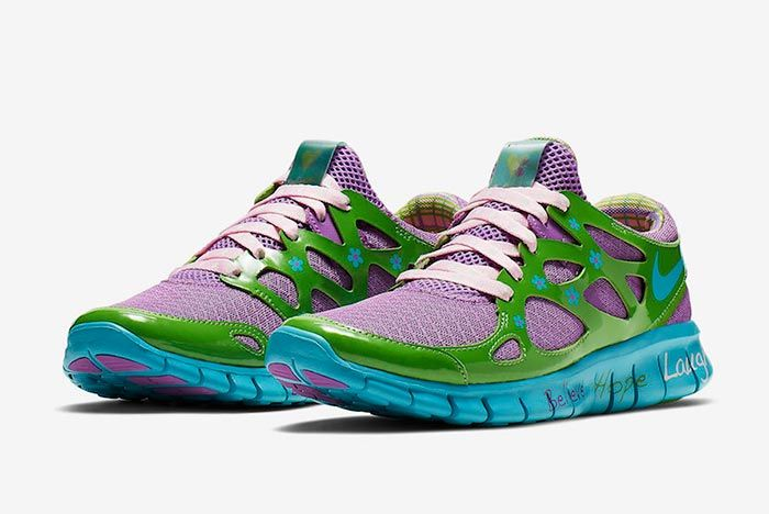 Nike Doernbecher Free Run Front Shot 2