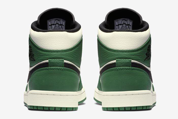 Air Jordan 1 Pine Green 5