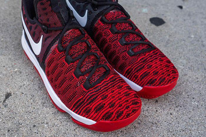 Nike Kd 9 University Red 7