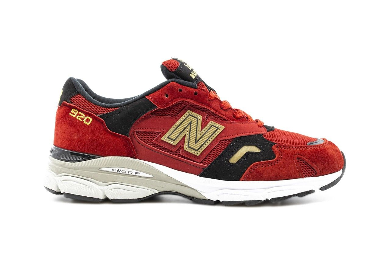 The New Balance 920 'Year of the Ox'