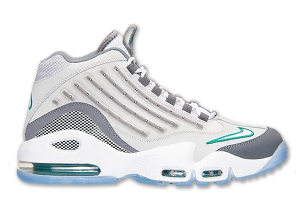 Nike Air Griffey Max Ii Pure Platinum White Cool Grey 01