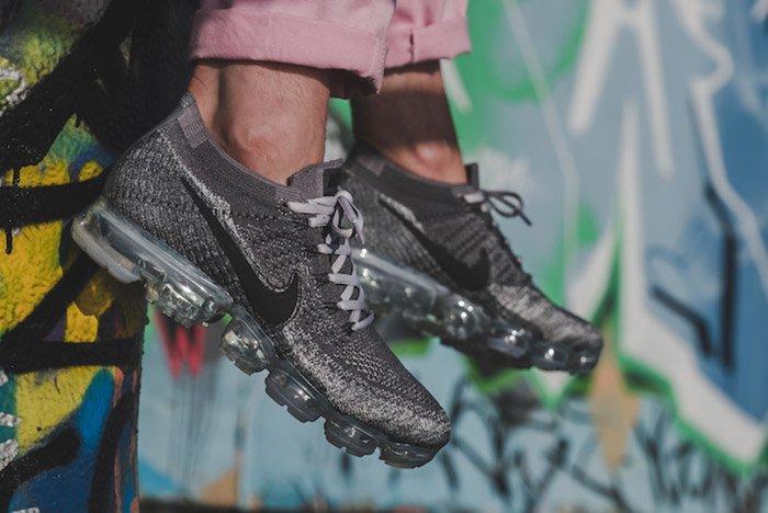 Nike Air Vapormax On Foot 8