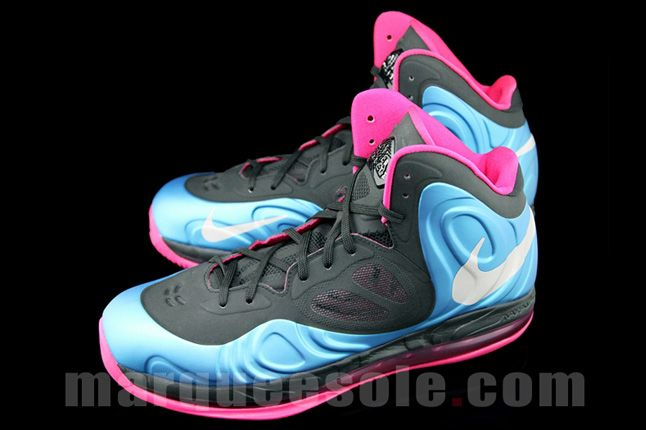 Nike Air Max Hyperposite 2012 South Beach 02 1