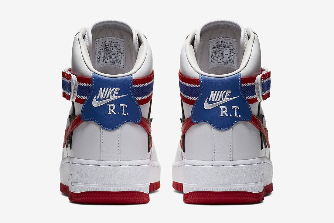Riccardo Tisci X Nike Air Force 1 Release Date 7