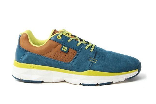 Dc Shoes Player Unilite Blue Profile 1