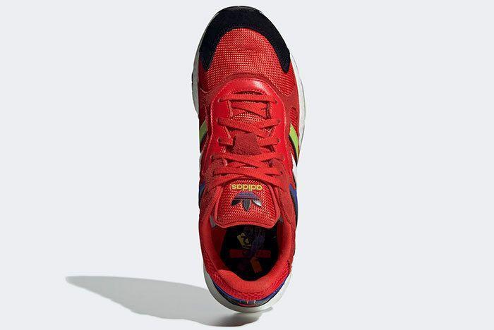 Adidas Tresc Run Active Red Ee5687 Release Date 2