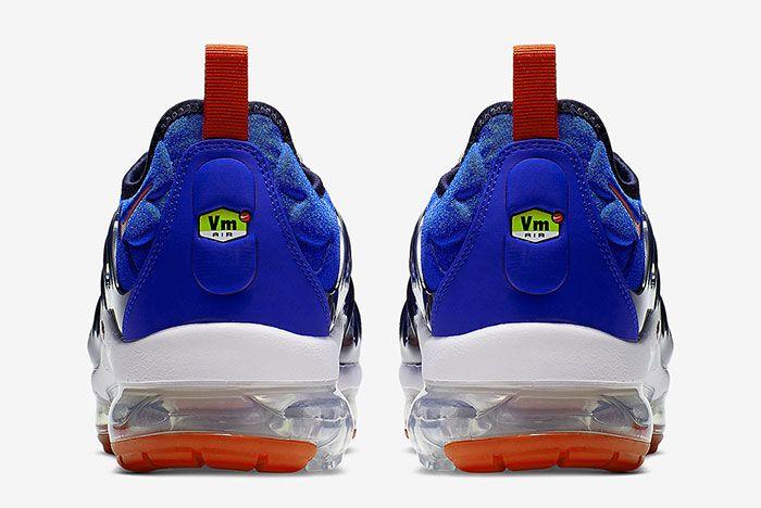 Nike Vapor Max Plus Blue White Cj0553 400 6 Heel