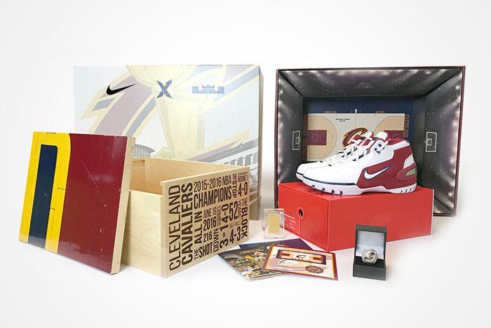 Nike Lebron Zoom Generation 2