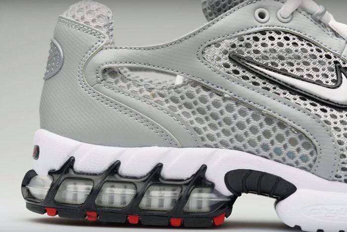 Nike Zoom Spiridon Caged Heel Closeup 2