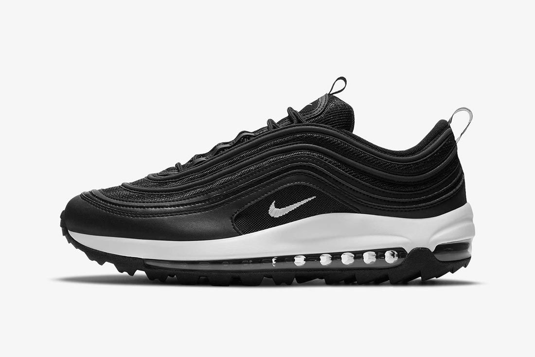 chaussure nike 97 or