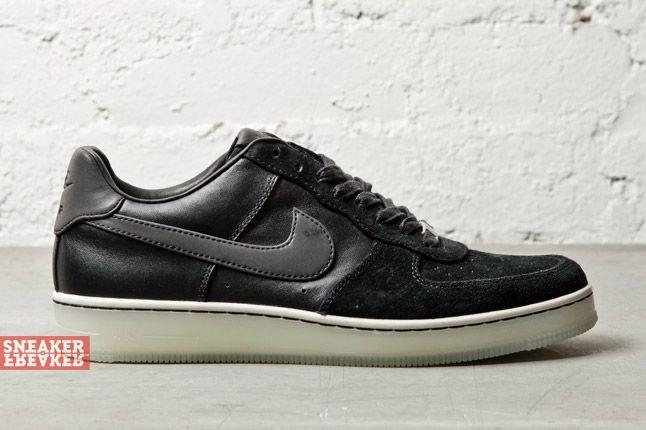 Nike Af1 Downtown Black 1