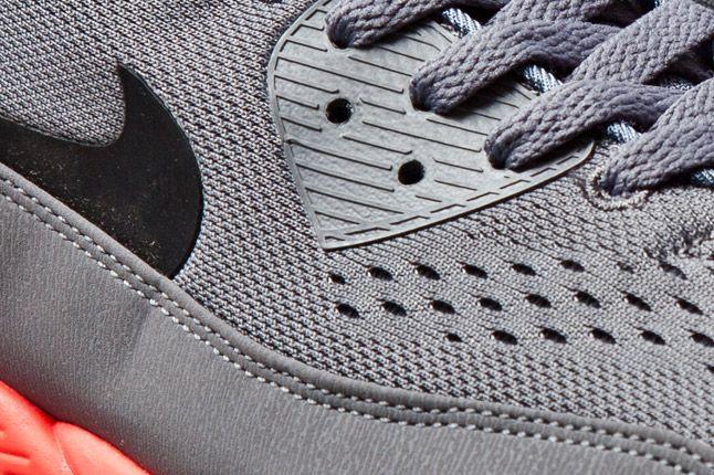 Nike Air Max 90 Em Grey Fluro 3 1