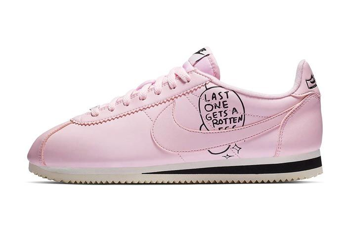 Nike Cortez Bell Pink Lateral
