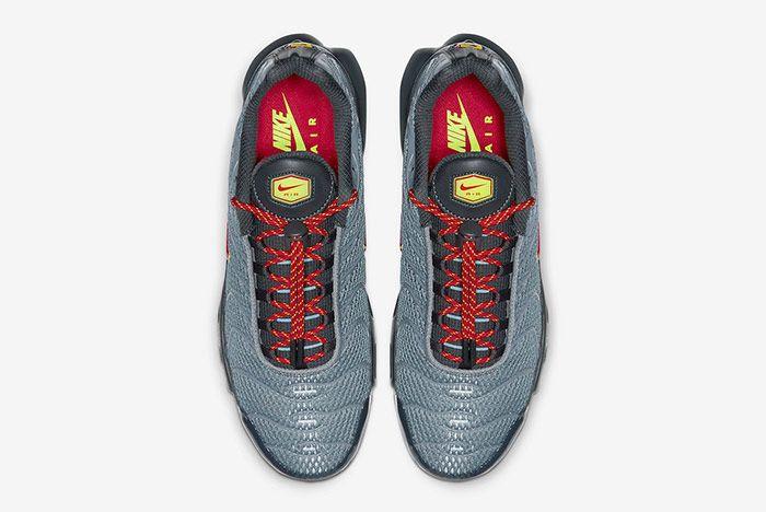 Nike Air Max Plus Toggle Grey Top