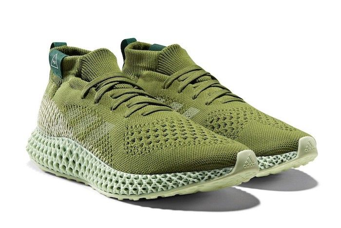 Adidas 4 D Runner Pharrell Williams Purple 4