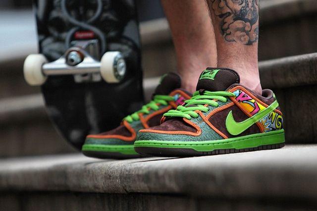 Nike Sb De La Soul Low 3