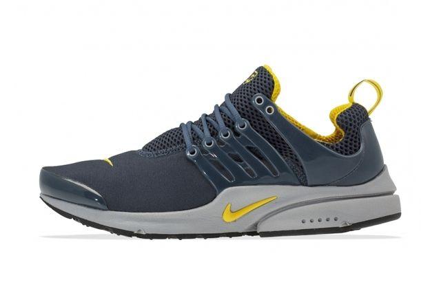 Nike Air Presto Squadron Blue Vivid Sulfur 11