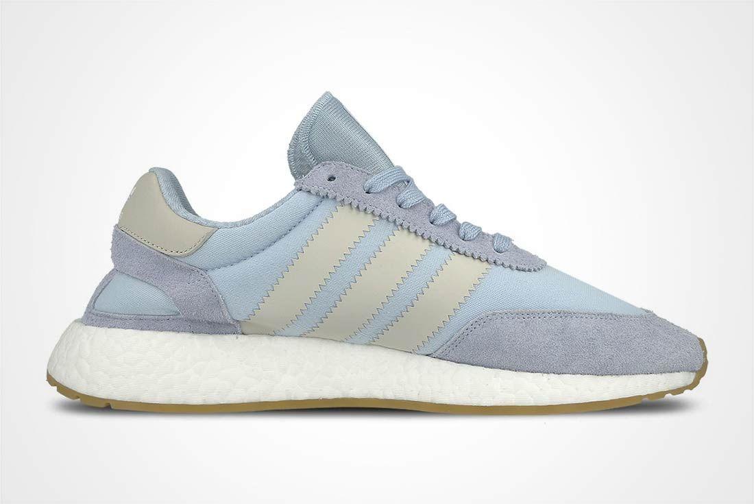 Adidas Iniki Runner Easy Blue 4