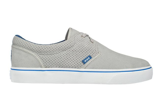Huf Footwear Genuine Ash Blue Single 1