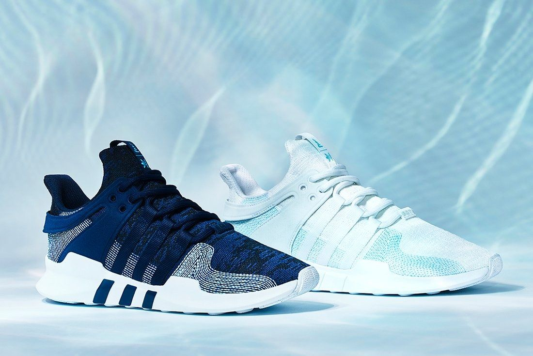 Parley X Adidas Eqt Support Adv Ck Pack4