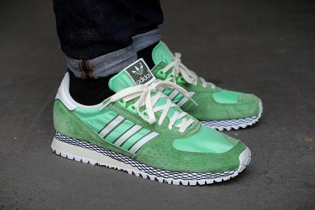 Adidas Adidas City Marathon Pt Tribe Green 1